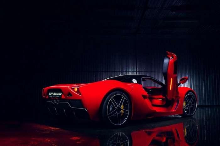 Marussia - Живи!-19 фото-