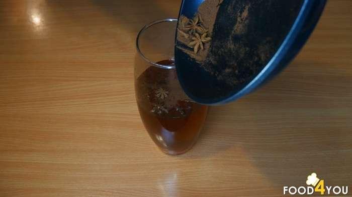 Тыквенно- яблочный пунш-10 фото-