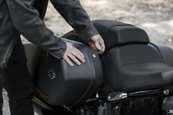 Представлена новая модель Harley-Davidson - Sport Glide-6 фото-