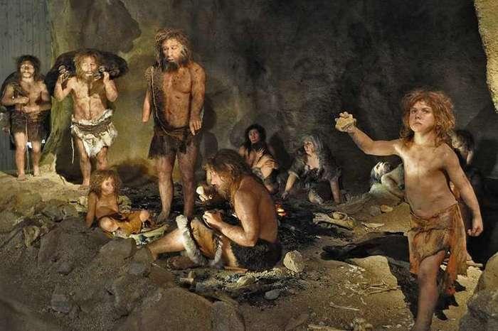 Неандерталец - а может всё было по другому?-11 фото-