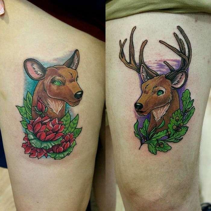Татуировки для красоты и красота для татуировок в одном посте-33 фото-