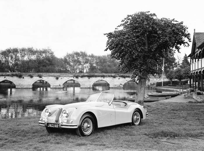 Сэр Уильям Лайонс - основатель компании Jaguar-13 фото-