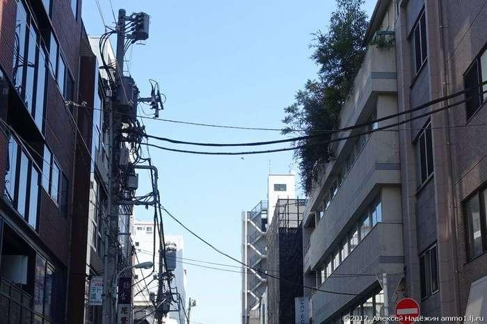 Электричество в Японии-12 фото-