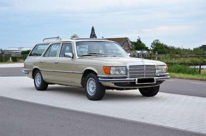 Английский пациент: универсалы Mercedes-Benz из графства Кент-18 фото-