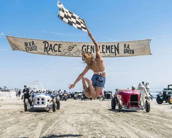 The Race of Gentlemen - используй тачку по назначению-10 фото + 2 видео-