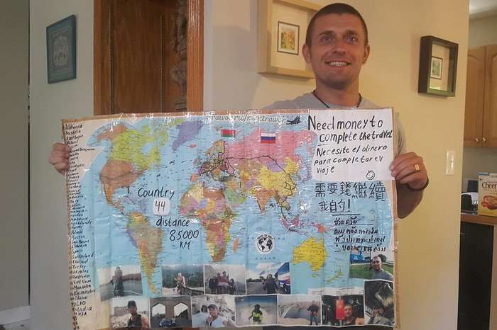 Всего за полгода в США: как парень из Беларуси -сэволюционировал- от складного велика до Nissan Note-19 фото-