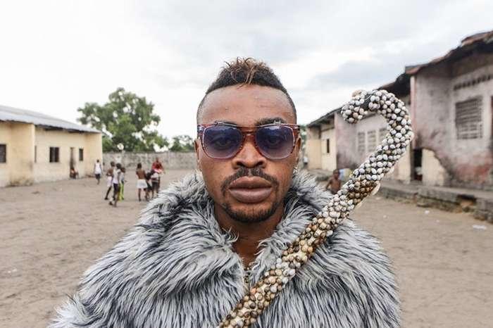 La Sape - общество элегантных людей Конго-9 фото-