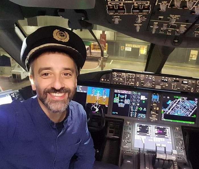 Каково это - быть пассажиром первого класса на -лайнере мечты-?-11 фото-