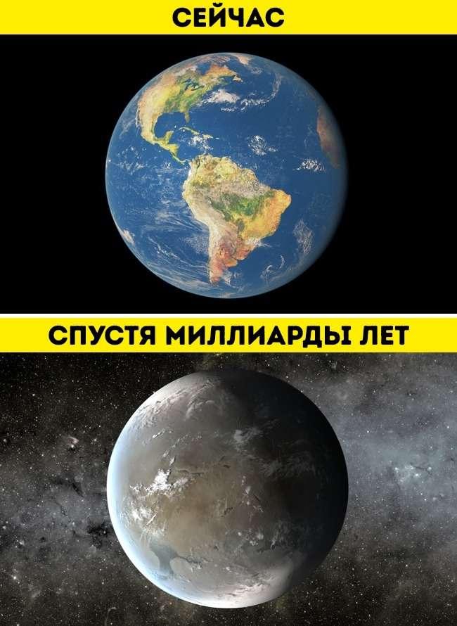 Ученые предсказали, какой будет Земля через миллионы лет, иимнетак-то легко поверить