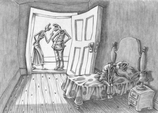 Художник сорвал маски ссовременного общества: смотреть его работы тяжело, ноневозможно оторваться