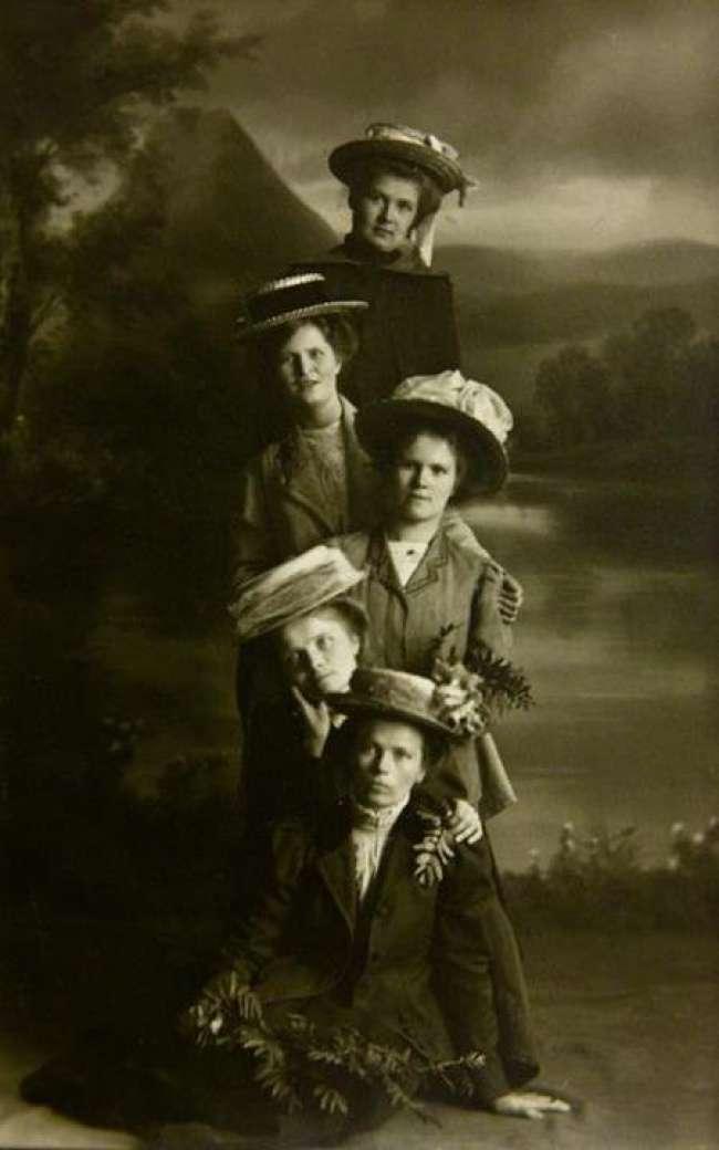 18пользователей совсей Земли показали фото своих бабушек идедушек, изнаете, они доодури красивы