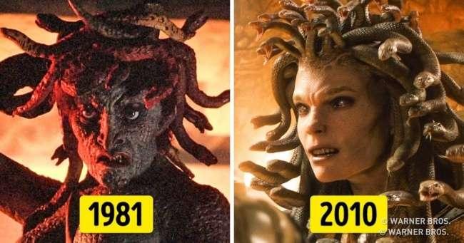 Современные спецэффекты преображают фильмы донеузнаваемости, ивот 16ярких примеров