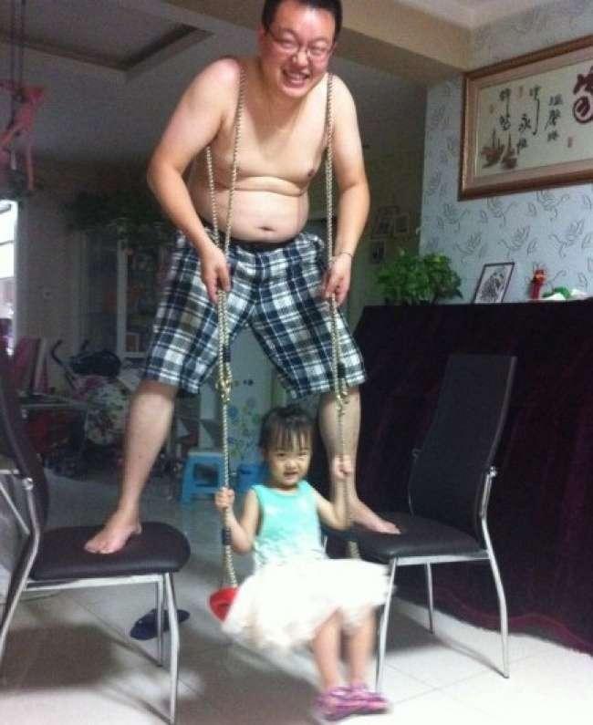 20трогательных примеров, когда папа неменее крут, чем мама
