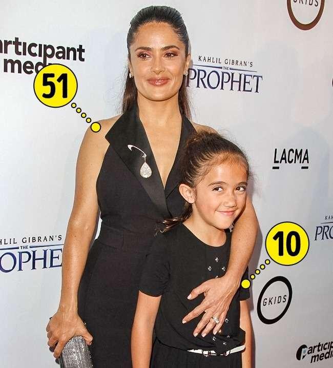 11знаменитых женщин, которые доказали, что стать мамой можно ив40, ив45