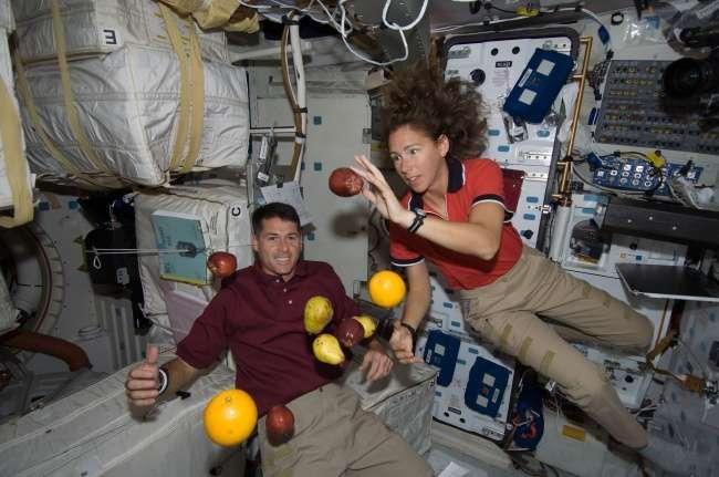 Посмотрите эти 10фотографий отом, как устроена жизнь космонавтов вкосмосе