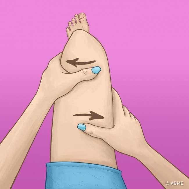Помнению врачей, этот массаж— одно изсамых эффективных средств вборьбе сцеллюлитом