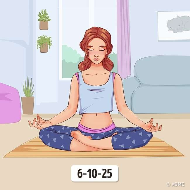 Простая формула объясняет, как оставаться здоровым всю жизнь