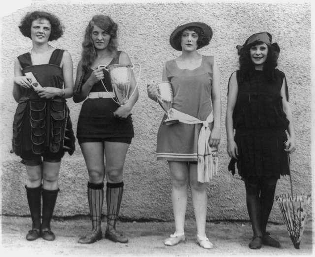 20конкурсов красоты прошлого века, вкоторых нужно было очень постараться ради победы
