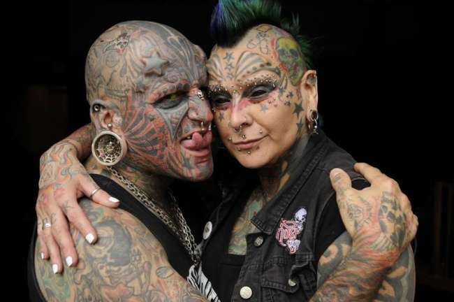 Эти люди разбивают вдребезги стереотипы отом, как должна выглядеть идеальная пара