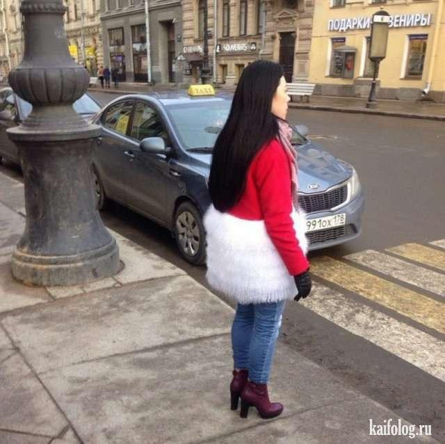 Прикольная мода (50 фото)