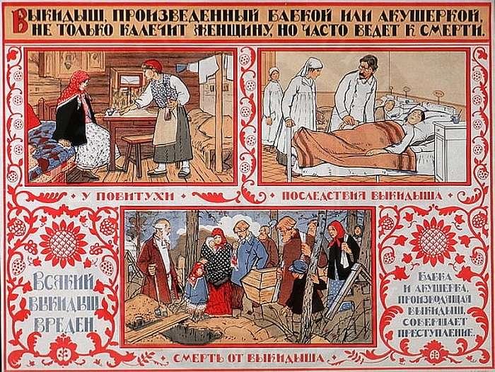 Абортные комиссии, действовавшие в СССР