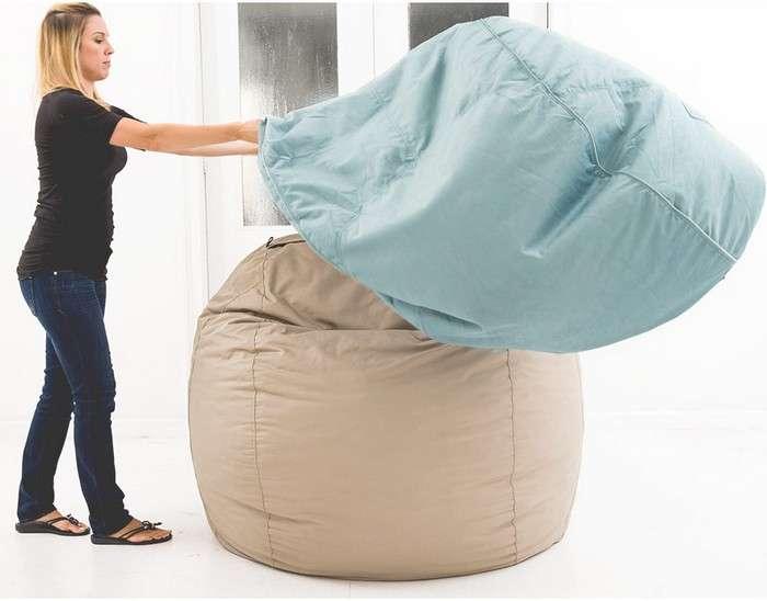 Как на облаке: подушка-гигант, покорившая интернет