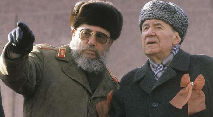 СССР 30 лет назад