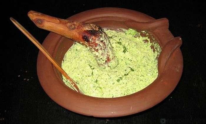 Самые необычные древние блюда