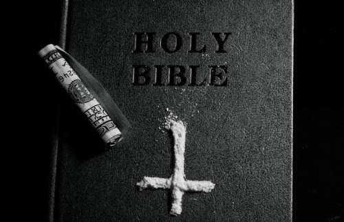 -Зеленый Слоник нервно курит!- или библейские истории, которые вы не услышите на проповеди