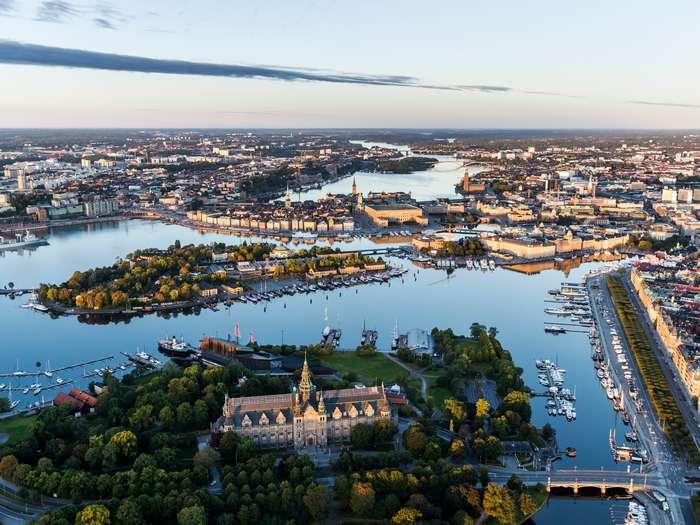 Лучшие городские парки мира