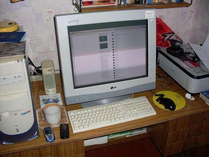 ПК 2000-х