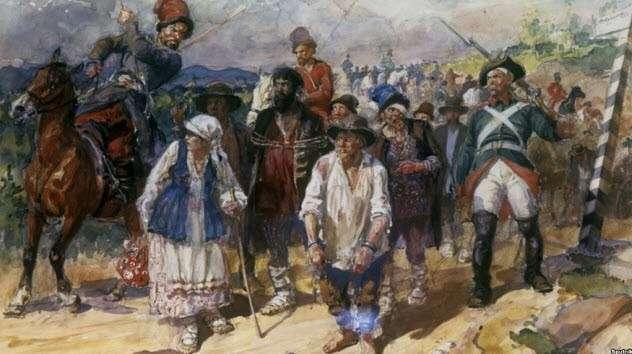 Шокирующие тайны Российской империи