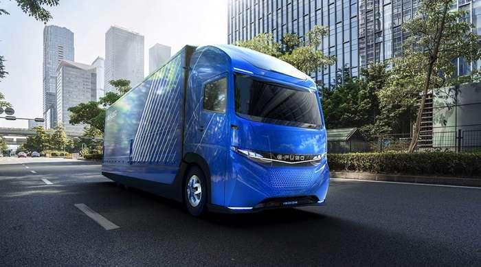 Илон Маск презентовал грузовой электромобиль будущего