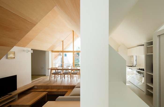 Необычный дом в Киото
