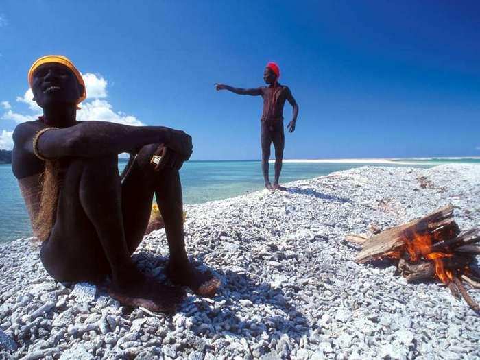 Удивительные навыки и умения племенных народов мира