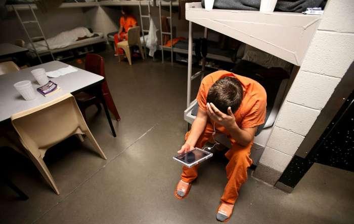 Тюрьма пятизвездочного режима или парочка приятных фишек, которые есть у забугорных заключенных, но нет у тебя