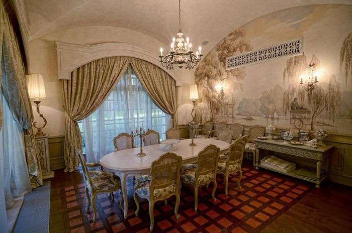 Дом за 3 миллиарда рублей на Рублевке