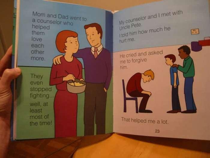 -Детские ужасы на ночь- или несколько детских книжек, которые явно не подходят детям