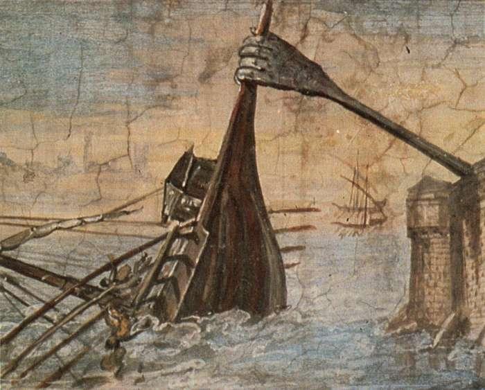 Самое безумное средневековое оружие