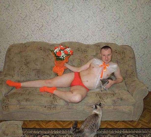 -I'm sexy and I know it- или подборка пользователей Интернета, которые пытались выглядеть сексуально (но не срослось)