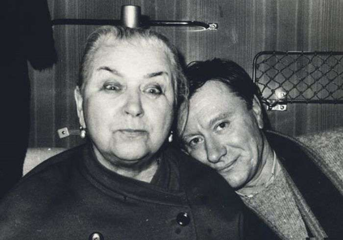 Андрей Миронов: три главные женщины в жизни выдающегося актера