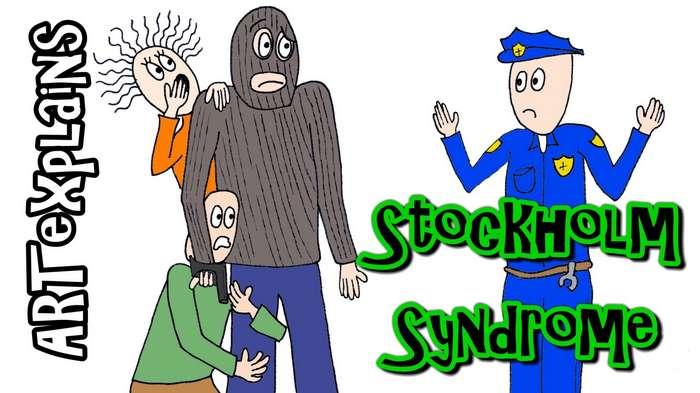 Стокгольмский синдром в действии или несколько историй о людях, которые влюбились в своих похитителей