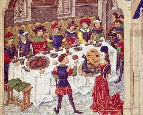 Обычные вещи для Средневековья, шокирующие сейчас
