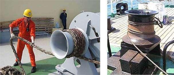 Как швартуются корабли