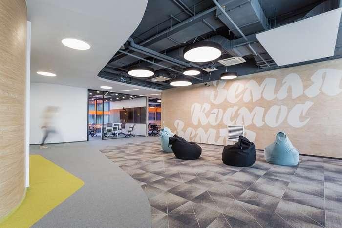 Инновационный офис Сбербанка в Москве от IND Architects