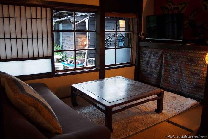 Экскурсия по традиционному японскому дому