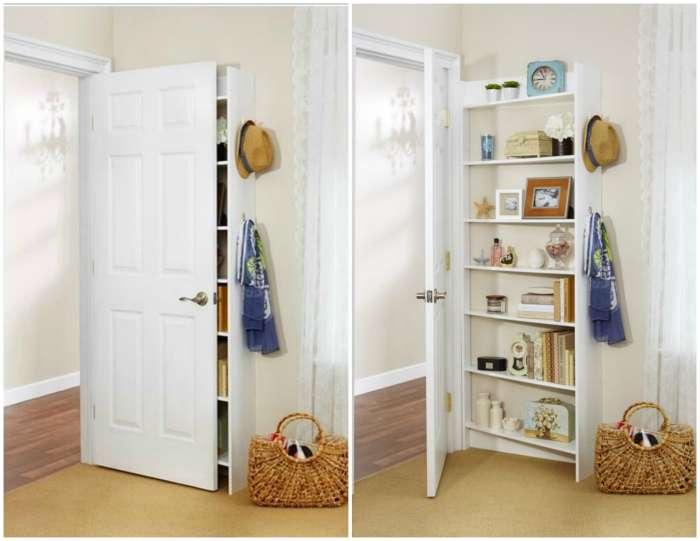 18 простых и эргономичных идей хранения вещей дома и за его .