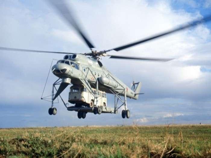 5 выдающихся моделей вертолетов, которые кардинально отличаются от всех остальных винтокрылых машин