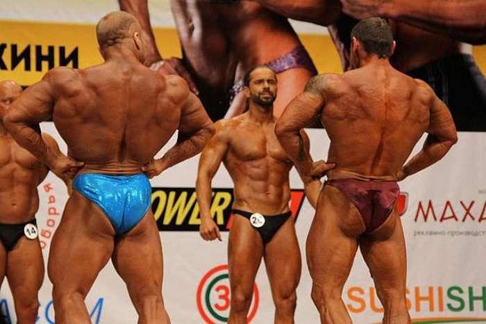 Священник Максим Пастухов стал призером турнира по бодибилдингу