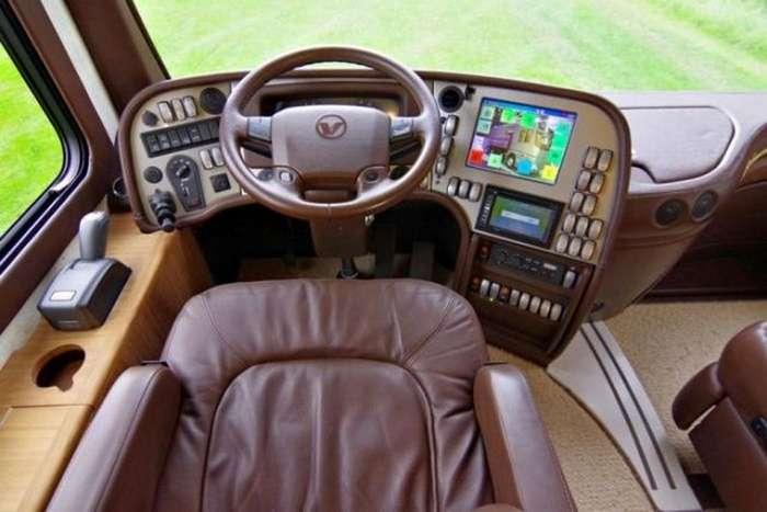 Volkner Mobil Performance S: путешествие с комфортом за $1,7 млн